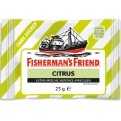 FISHERMAN'S FRIEND® Citrus ohne Zucker