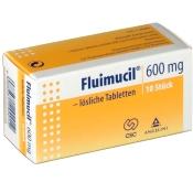 Fluimucil® 600 mg lösliche Tabletten