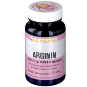 GALL PHARMA Arginin 400 mg GPH Kapseln