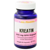 GALL PHARMA Kreatin 250 mg GPH Kapseln