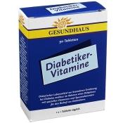 Gesundhaus® Diabetiker-Vitamine