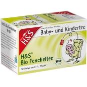 H&S Bio Baby- und Kinder Fencheltee Nr. 65