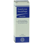 Hanocutan Hautpflege Solution