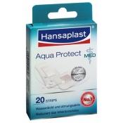 Hansaplast MED Aqua Protect Pflaster Strips