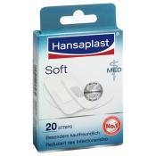 Hansaplast MED Soft Strips