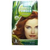 Hennaplus Colour Powder Mahagony 52