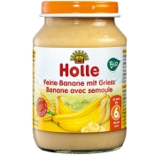 Holle Feine Banane mit Griess
