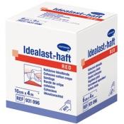 Idealast®-haft Color Binde 10cm x 4 m rot