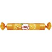 intact Traubenzucker-Rolle Orange