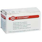 JODOTAMP® 50 mg/g 2 cm x 5 m Tamponaden