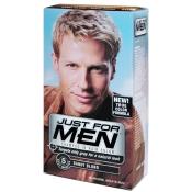 JUST FOR MEN Pflege-Tönungs-Shampoo mittelblond