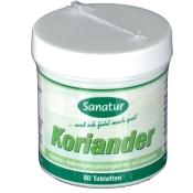 Koriander 570 mg Tabletten