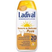 Ladival® Schutz & Bräune Plus Lotion LSF 20