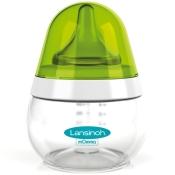 Lansinoh® mOmma® Weithalsflasche 150ml mit Sauger