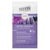 lavera Badesalz Bio-Lavendel & Bio-Aloe Vera