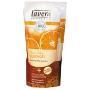 lavera Body SPA* Orange Feeling Duschgel mit Sachet Orange Feeling Bodylotion