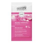 lavera Meeres-Badesalz Bio-Wildrose