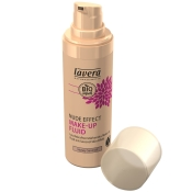 lavera Nude Effect Make-Up Fluid honey sand 03