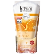lavera Orange Feeling Duschgel + gratis Sachet Body Lotion