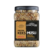 LAYENBERGER® LowCarb.one Protein Keks-Müsli Kaffee-Karamell