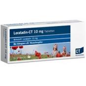 Loratadin-CT 10 mg Tabletten
