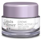 Louis Widmer Creme Pro-Active Light unparfümiert