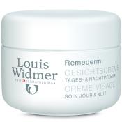 Louis Widmer Remederm Gesichtscreme leicht parfümiert