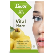 Luvos® Naturkosmetik Heilerde Vital Maske