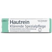 medipharma cosmetics Haut in Balance Hautrein Klärende Spezialpflege