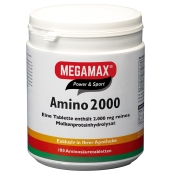 MEGAMAX® Power & Sport Amino 2.000