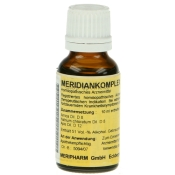Meridiankomplex 11 N Tropfen