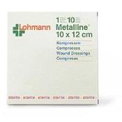 Metalline Kompressen 10x12cm 23084