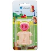 miradent Funny Snap Animals Schwein