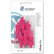miradent I-Prox® chx Interdentalbürsten pink xx-fine 0,5 - 1,8 mm
