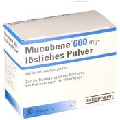 Mucobene® lösliches Pulver