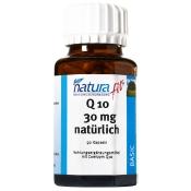 naturafit® Q10 30 mg natürlich