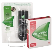 nicorette® Kombi-Therapie