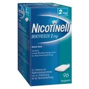 NICOTINELL® Kaugummi mintfrisch 2 mg