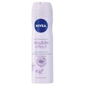 NIVEA® Deodorant Anti-Transpirant Spray Double Effect Violet Senses