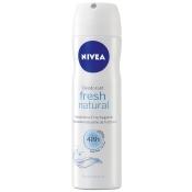NIVEA® Deodorant Spray Fresh Natural