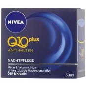 NIVEA® Q10 plus Anti-Falten Nachtpflege