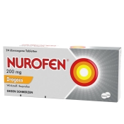 NUROFEN® 200 mg Dragees