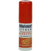 ODOL MED 3 Extreme Mundspray ohne Blister
