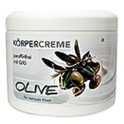 Oliven Körpercreme Q10