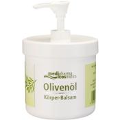 Olivenöl Körper-Balsam Spender