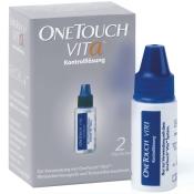 OneTouch® Vita® Kontrolllösung