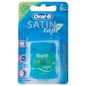 Oral-B® Zahnseide SATINtape 25 m blau Blisterkarte