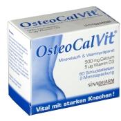Osteo CalVit® Schlucktabletten