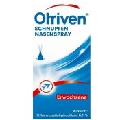 Otriven® 0,1% Nasenspray