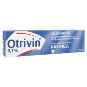 Otrivin® Nasengel